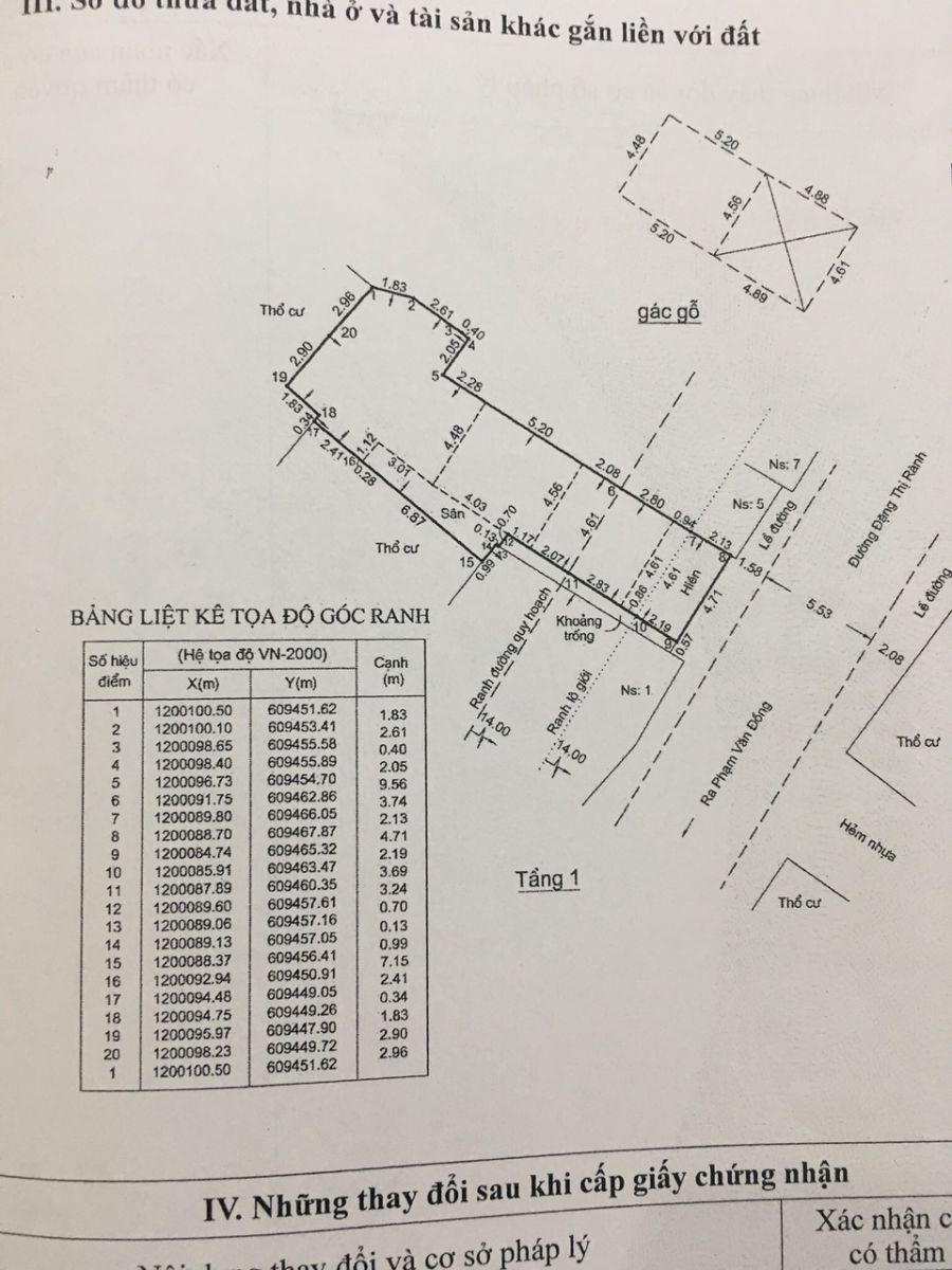 Nhà cần cho thuê tại phường Linh Tây, quận Thủ Đức, HCM - 2